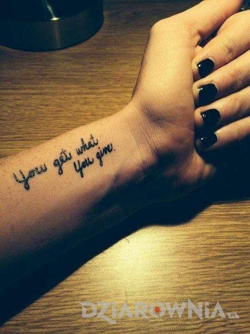 idei-dlya-tatuirovok - Цитаты на татуировки для женщин #3 -  - фото