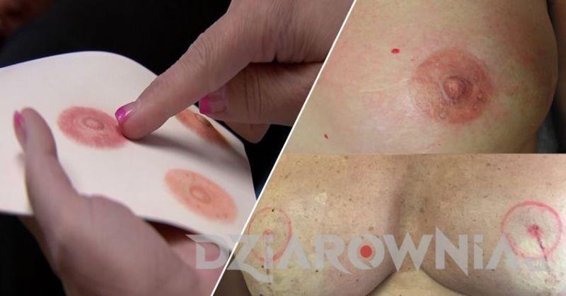 idei-dlya-tatuirovok - Татуировки реалистичные соски 3D после мастэктомии -  - фото