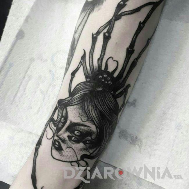 idei-dlya-tatuirovok - Значение татуировки паука -  - фото