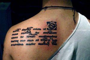 idei-dlya-tatuirovok - Идеи Татуировки: Греческие Слова И Фразы -  - фото