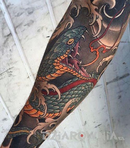 Znaczenie japońskich tatuaży